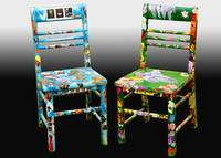 JAZZ AND GARDEN CHAIRS - JUDY DOTY