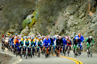 AMGEN TOUR - ANGELES CREST HIGHWAY