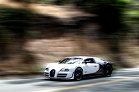 Bugatti in Black and White